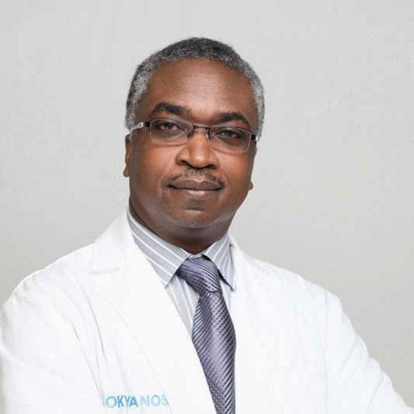 Dr. Vincent Burton